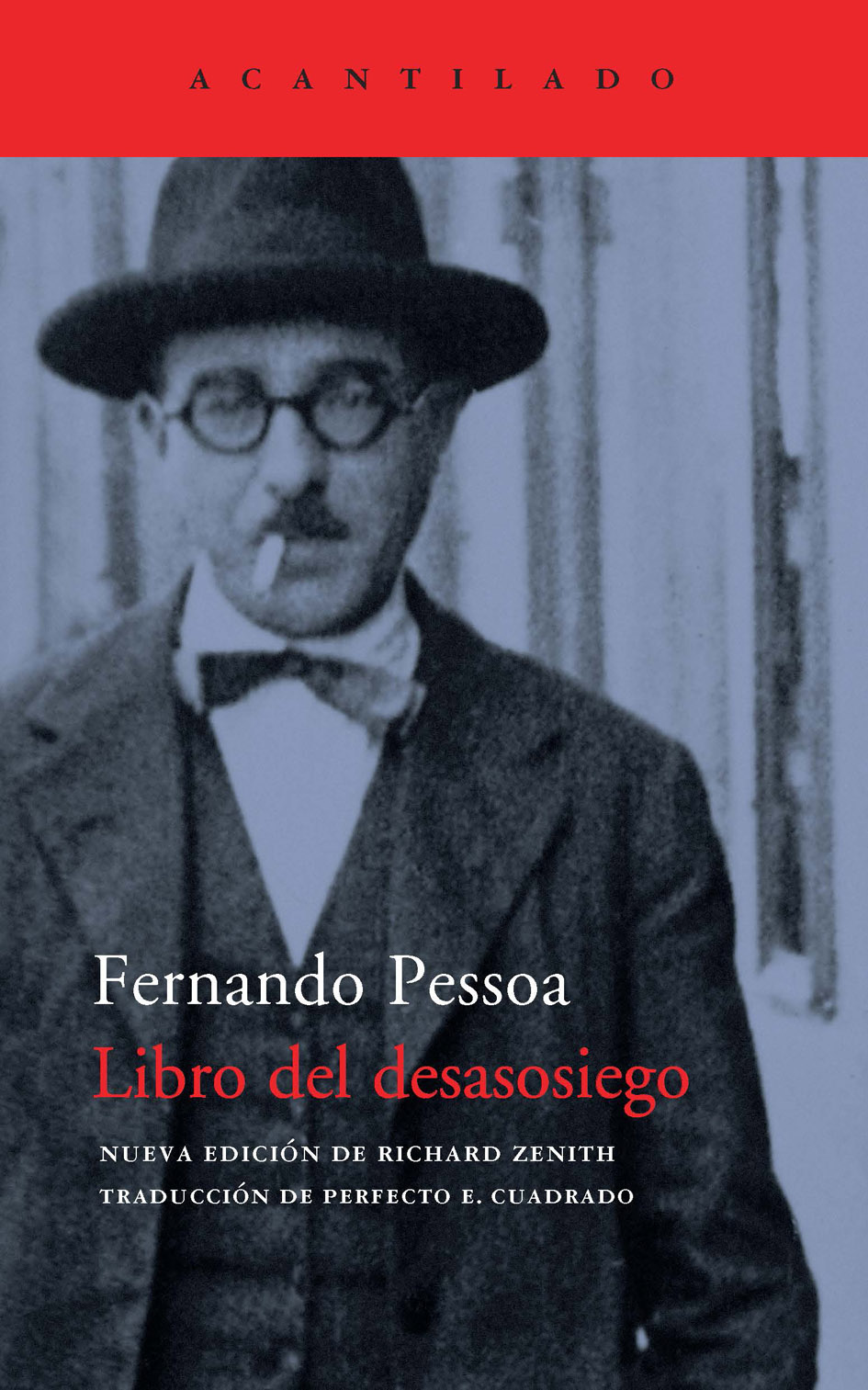 Libro del desasosiego   Editorial Acantilado