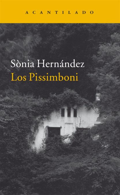 Cubierta del libro Los Pissimboni