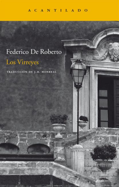 Cubierta del libro Los Virreyes