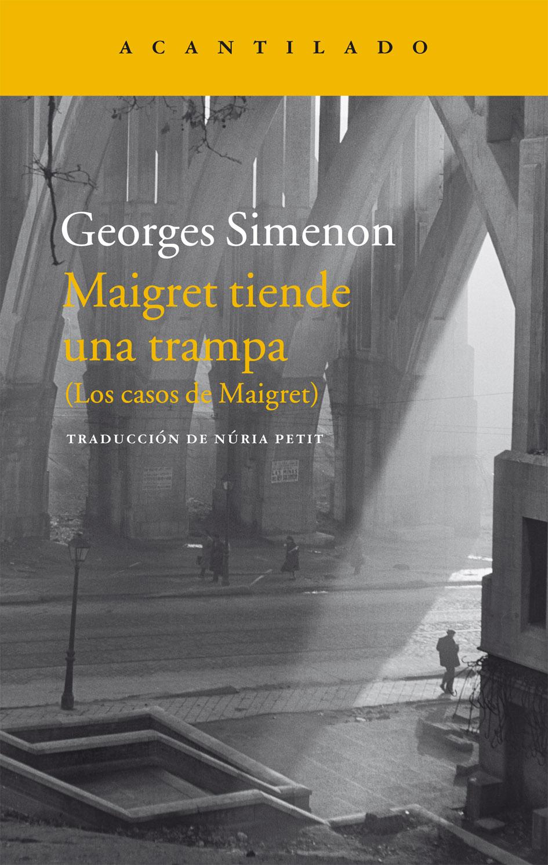 Maigret, el detective de las novelas