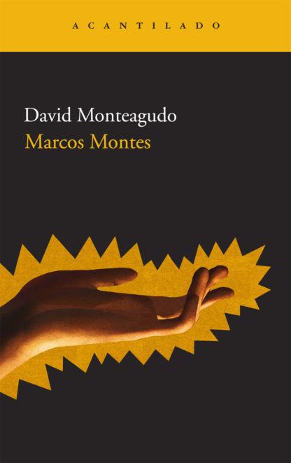 Cubierta del libro Marcos Montes