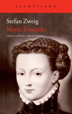 Cubierta del libro María Estuardo