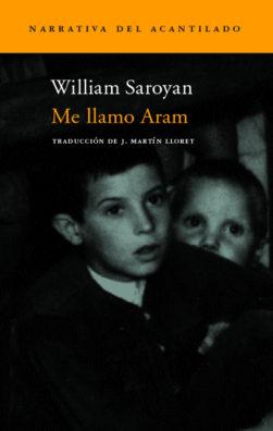 Cubierta del libro Me llamo Aram