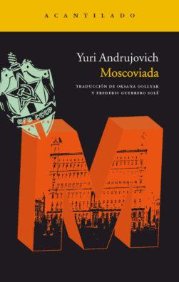 Cubierta del libro Moscoviada