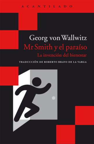 Cubierta del libro Mr Smith y el paraíso