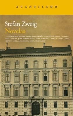 Cubierta del libro Novelas
