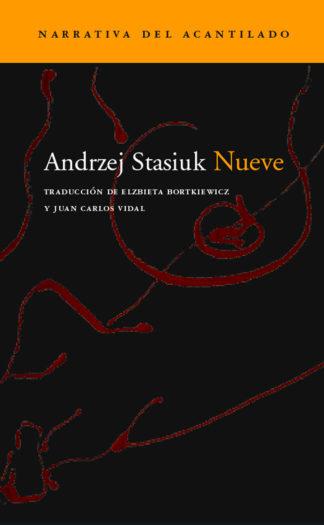 Cubierta del libro Nueve