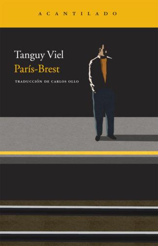 Cubierta del libro París-Brest