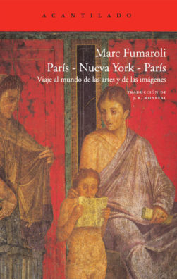 Cubierta del libro París - Nueva York - París