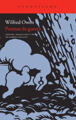 Cubierta del libro Poemas de guerra