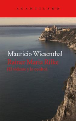 Cubierta del libro Rainer Maria Rilke