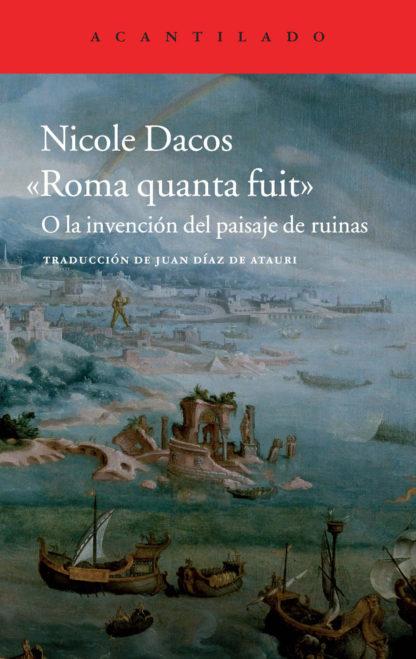 Cubierta del libro «Roma quanta fuit»
