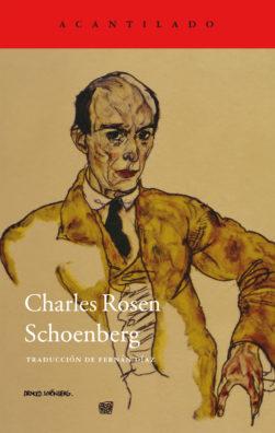 Cubierta del libro Schoenberg