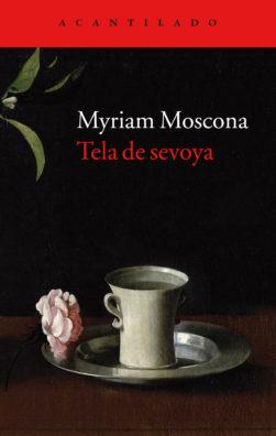 Cubierta del libro Tela de sevoya
