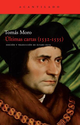 Cubierta del libro Últimas cartas (1532-1535)