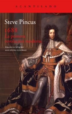 Cubierta del libro 1688