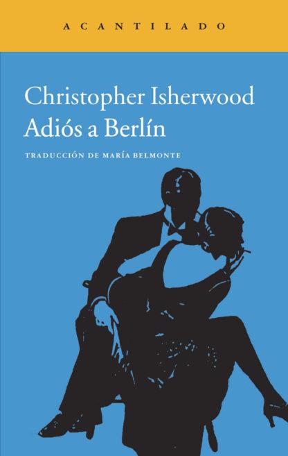 Cubierta del libro Adiós a Berlín