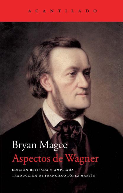 Cubierta del libro Aspectos de Wagner