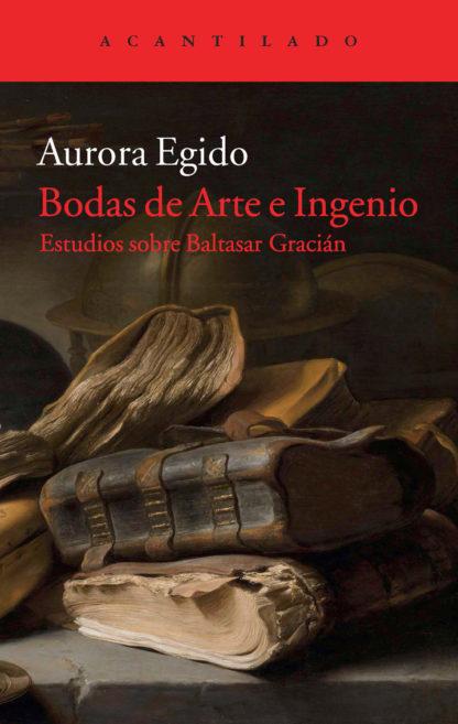 Cubierta del libro Bodas de Arte e Ingenio