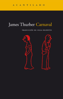 Cubierta del libro Carnaval