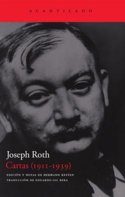 Cubierta del libro Cartas (1911-1939)