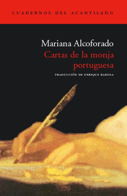 Cubierta del libro Cartas de la monja portuguesa