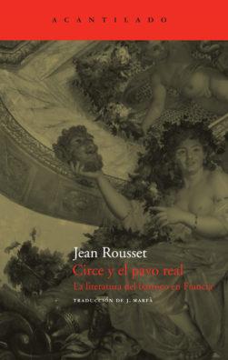 Cubierta del libro Circe y el pavo real