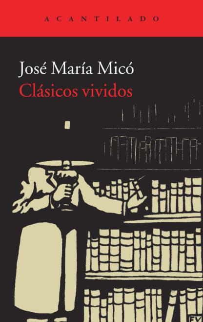 Cubierta del libro Clásicos vividos