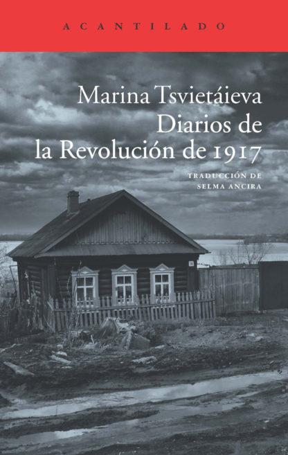 Cubierta del libro Diarios de la Revolución de 1917