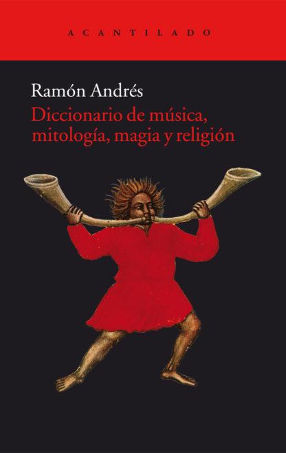 Cubierta del libro Diccionario de música
