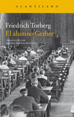 Cubierta del libro El alumno Gerber
