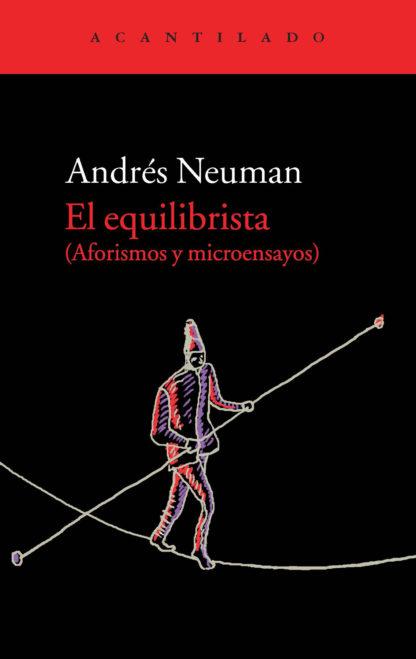 Cubierta del libro El equilibrista