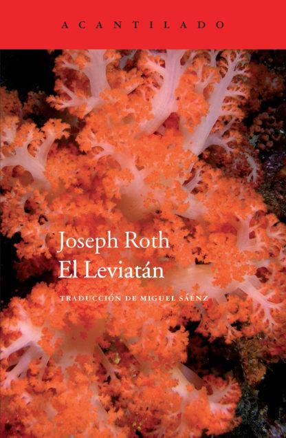Cubierta del libro El Leviatán