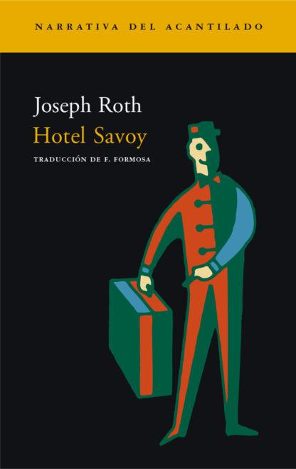 Cubierta del libro Hotel Savoy