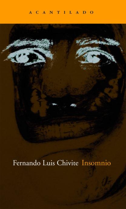 Cubierta del libro Insomnio
