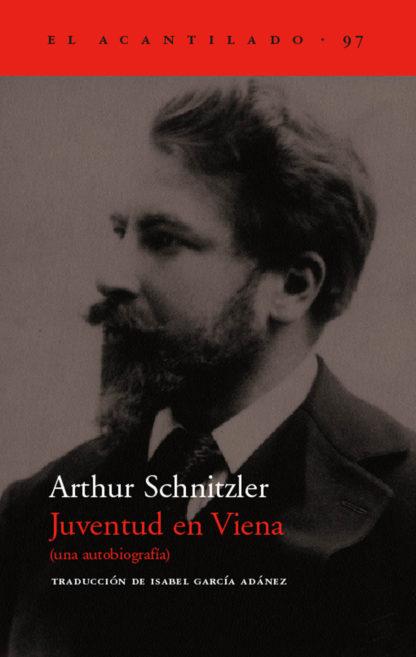 Cubierta del libro Juventud en Viena