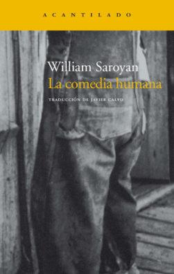 Cubierta del libro La comedia humana