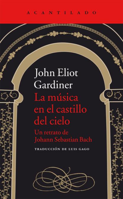 Cubierta del libro La música en el castillo del cielo