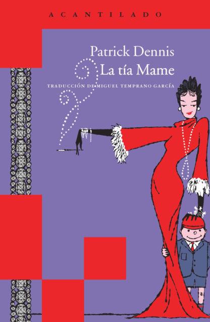 Cubierta del libro La tía Mame