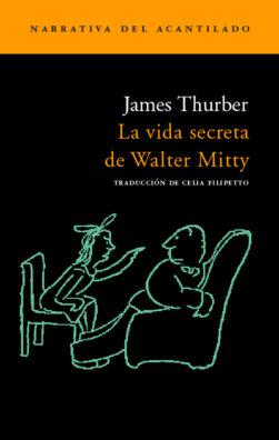 Cubierta del libro La vida secreta de Walter Mitty