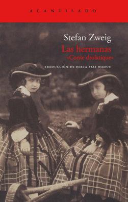 Cubierta del libro Las hermanas