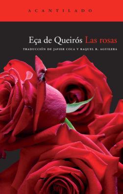 Cubierta del libro Las rosas