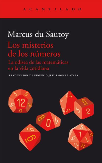 Cubierta del libro Los misterios de los números