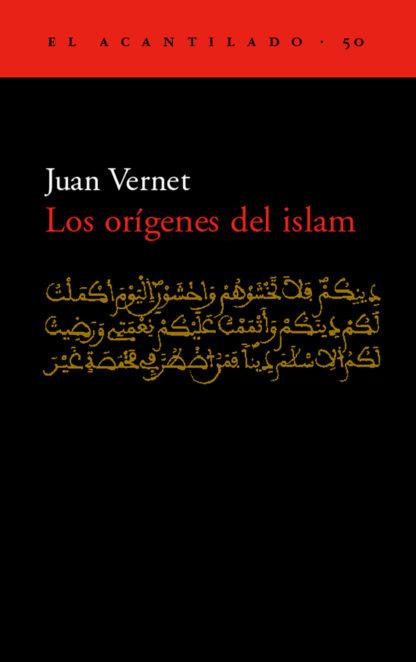 Cubierta del libro Los orígenes del islam