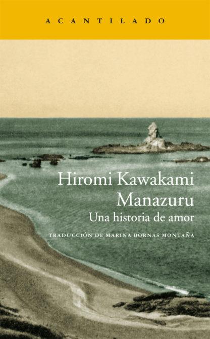 Cubierta del libro Manazuru