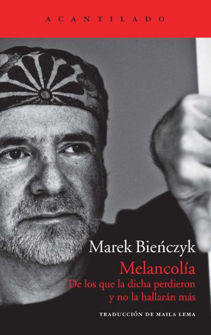 Cubierta del libro Melancolía