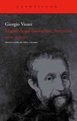 Cubierta del libro Miguel Ángel Buonarroti