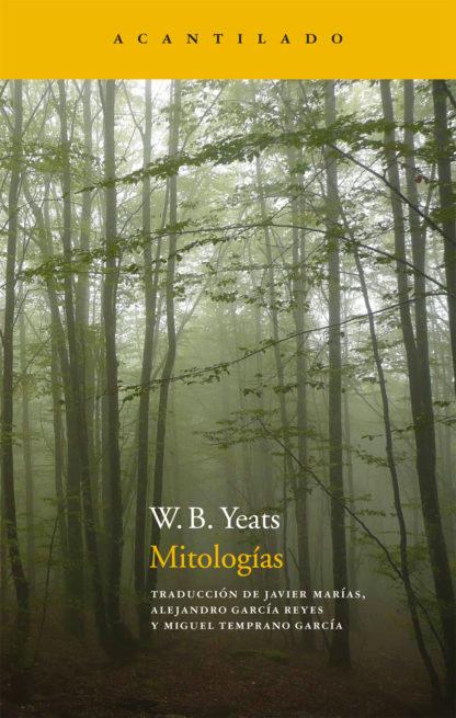 Cubierta del libro Mitologías