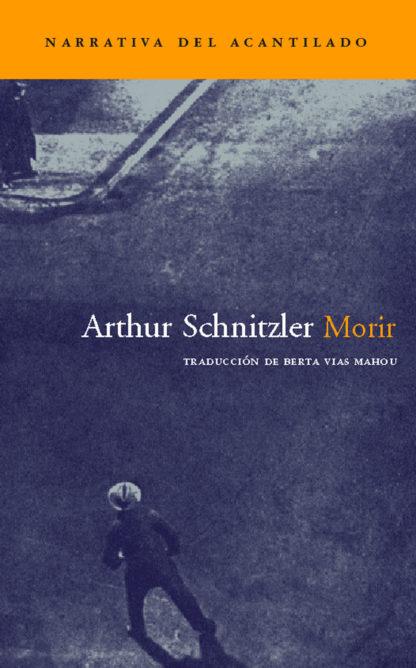 Cubierta del libro Morir