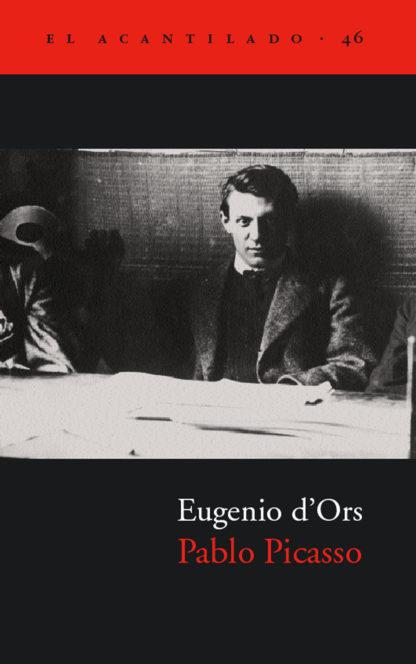Cubierta del libro Pablo Picasso